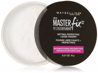 MAYBELLINE - Master Fix - SETTING + PERFECTING LOOSE POWDER - Puder Transparentny
