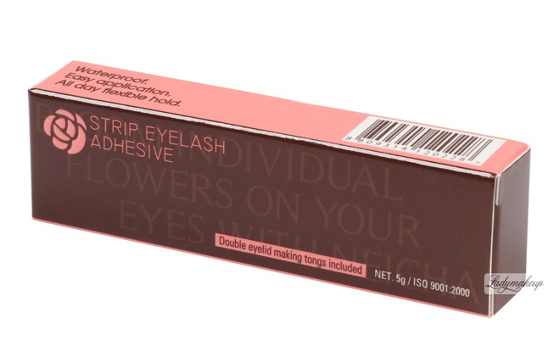 3e9af11827c Neicha - Strip Eyelash Adhesive - White - Shop 14.90 zł