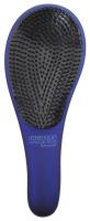 Inter-Vion - UNTANGLE BRUSH - Granatowa szczotka do włosów