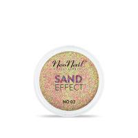 NeoNail - SAND EFFECT - Piaskowy pyłek do paznokci - 02 - 02