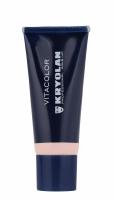 KRYOLAN - VITACOLOR - Cream Foundation With High Covering Powder - Mocno kryjący podkład - 40 ml - ART. 1021 - 01 S - 01 S
