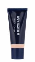 KRYOLAN - VITACOLOR - Cream Foundation With High Covering Powder - Mocno kryjący podkład - 40 ml - ART. 1021 - 3 W - 3 W