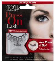 ARDELL - Press On Lashes - Sztuczne rzęsy na pasku z aplikatorem - WISPIES - WISPIES