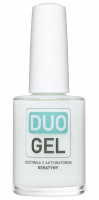 DUO GEL - Nail Conditioner with Keratin Activator - 15 ml
