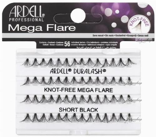 ARDELL - Mega Flare - Bold cluster lashes