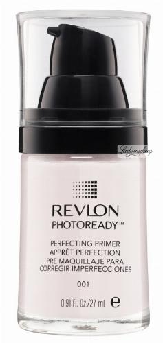 Revlon - PHOTOREADY - PERFECTING PRIMER - Wygładzająca baza pod makijaż - 001