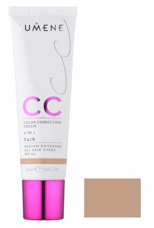LUMENE - CC Color Correcting Cream