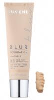 LUMENE - Longwear BLUR Foundation - 0.5 - FAIR NUDE - 0.5 - FAIR NUDE