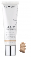 LUMENE - NUDE PERFECTION GLOW FOUNDATION - 1 - CLASSIC BEIGE - 1 - CLASSIC BEIGE