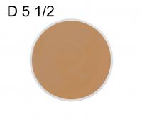 KRYOLAN - DERMACOLOR Camouflage - REFILL - ART. 75005 - D 5 1/2 - D 5 1/2