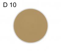 KRYOLAN - DERMACOLOR Camouflage - Podkład/ kamuflaż do twarzy - WKŁAD - ART. 75005 - D 10 - D 10