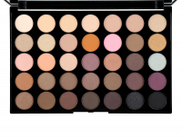MAKEUP REVOLUTION - PRO HD - Amplified 35 Palette - Paleta 35 cieni do powiek - NATURALS WARM - NATURALS WARM