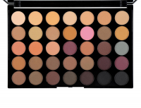 MAKEUP REVOLUTION - PRO HD - Amplified 35 Palette - Paleta 35 cieni do powiek - NEUTRALS COOL - NEUTRALS COOL
