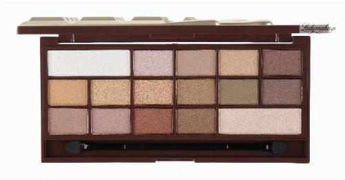 I ♡ Makeup - Golden Bar Palette