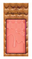 I Heart Revolution - Chocolate and Peaches - Paleta 16 cieni do powiek