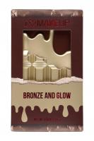 I Heart Revolution - Bronze and Glow - Bronzer i rozświetlacz