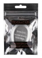 MAKEUP REVOLUTION - SILICONE SPONGE - TEAR DROP - Silikonowa gąbka do aplikacji kosmetyków