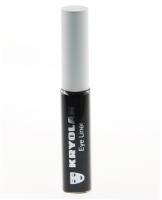 Kryolan - Eyeliner w płynie - ART. 5320 - BLACK - BLACK