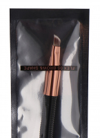 MAKEUP REVOLUTION - Brush Flex  - 05 BROW&SHAPE - Dwustronny, elastyczny pędzel do brwi i korektora