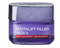 L'Oréal - REVITALIFT FILLER - Żelowa maska bez spłukiwania do wszystkich rodzajów skóry