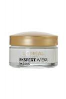 L'Oréal - EKSPERT WIEKU - Potrójna moc - Przeciwzmarszczkowy krem odżywczy na dzień 70 +