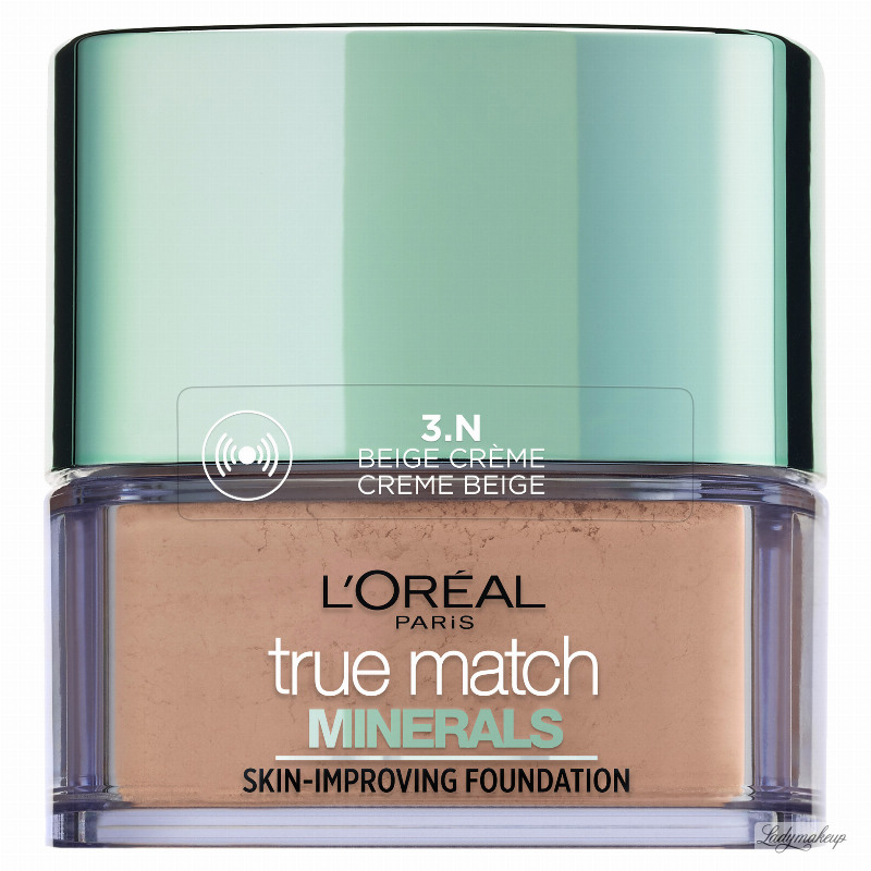 loreal mineral pudder