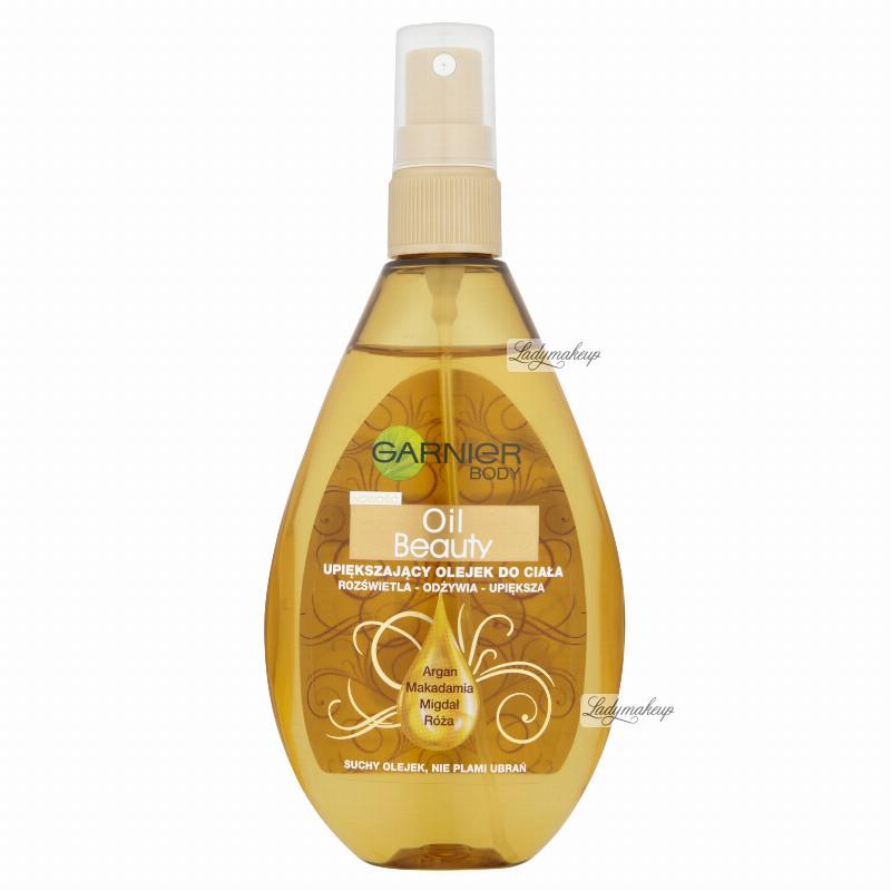 Garnier Oil Beauty Beautifying Body Oil