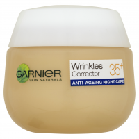 GARNIER - WRINKLE SMOOTHER 35+ - ANTI-AGEING NIGHT CARE