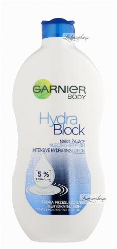 GARNIER - Hydra Block - INTENSIVE HYDRATING LOTION - Nawilżające mleczko-krem 24H - Skóra przesuszona