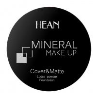 HEAN - MINERAL MAKE UP - Cover & Matte Loose Powder Foundation
