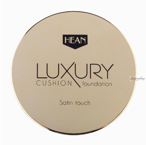 HEAN - LUXURY CUSHION FOUNDATION - Satin Touch - Wygładzający podkład satynowy