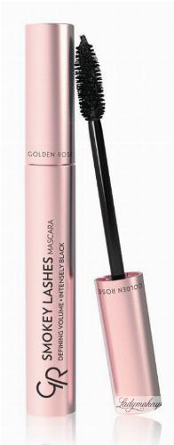Golden Rose - SMOKEY LASHES MASCARA - Pogrubiająco-wydłużający tusz do rzęs