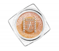 Make-Up Atelier Paris - Pearl Powder - Cień pudrowy sypki - PP44 - REFLECKS PINK GOLD - PP44 - REFLECKS PINK GOLD