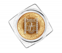 Make-Up Atelier Paris - Pearl Powder - Cień pudrowy sypki - PP45 - METAL GOLD - PP45 - METAL GOLD