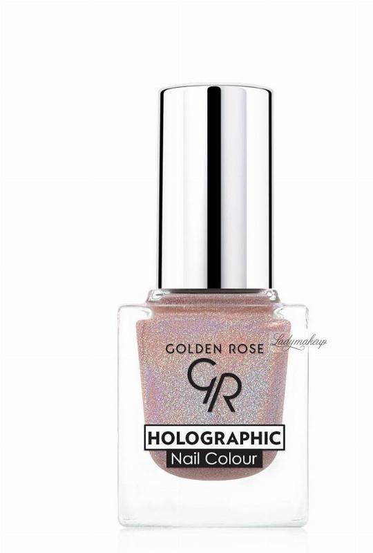 Golden Rose - HOLOGRAPHIC NAIL COLOR - Shop 19.90 zł