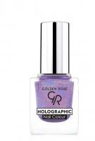 Golden Rose - HOLOGRAPHIC NAIL COLOUR - Holograficzny lakier do paznokci - 05 - 05
