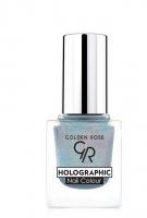 Golden Rose - HOLOGRAPHIC NAIL COLOUR - Holograficzny lakier do paznokci - 06 - 06