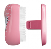 Tangle Teezer - ON-THE-GO - DETANGLING HAIRBRUSH - Kompaktowa szczotka do włosów - Hello Kitty Pink