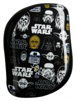 Tangle Teezer - ON-THE-GO - DETANGLING HAIRBRUSH - Kompaktowa szczotka do włosów - Star Wars