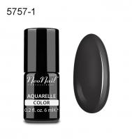 NeoNail - Aquarelle Color - Lakier Hybrydowy - 6 ml  - 5757-1 - Sephia Aquarelle  - 5757-1 - Sephia Aquarelle