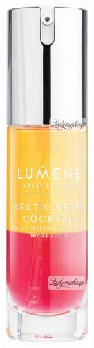 LUMENE - ARCTIC BERRY COCKTAIL VITAMIN C - Rozświetlający koktajl z vit C do cery normalnej i suchej - Ref. 880226