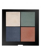 GOSH - EYE EXPRESSION - Palette of 4 eye shadows - 003 - URBAN NATURE