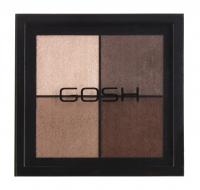 GOSH - EYE EXPRESSION - Palette of 4 eye shadows