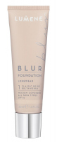 LUMENE - Longwear BLUR Foundation - 1 - CLASSIC BEIGE - 1 - CLASSIC BEIGE