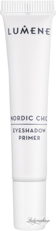 lumene beauty base eyeshadow primer