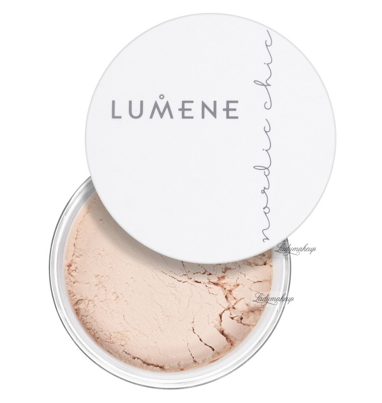 lumene loose powder review