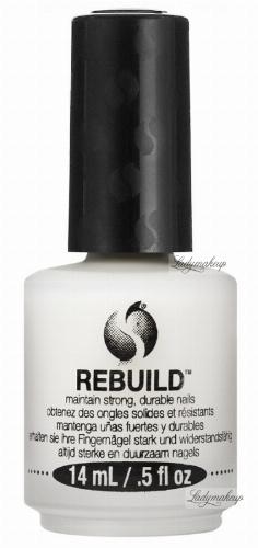 Seche - REBUILD - Odżywka do paznokci cienkich i miękkich - 14 ml