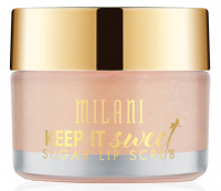 MILANI - KEEP IT SWEET - Sugar Lip Scrub - Peeling do ust