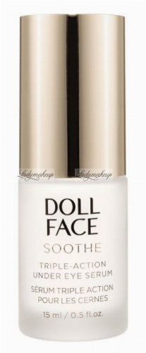 DOLL FACE - SOOTHE - Triple Action Under Eye Serum
