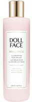 DOLL FACE - BRILLIANCE - Illuminating Face Polish - Peeling myjący w żelu